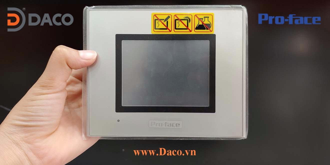 PFXGP4201TADW Hình ảnh thực tế Màn hình cảm ứng HMI Proface 3.5 Inch