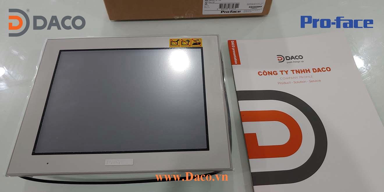PFXGP4501TAD Hình ảnh thực tế Màn hình cảm ứng HMI Proface 10 Inch