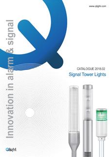 Qlight Catalogue-Đèn Loa Còi Báo Hiệu-Đèn LightBar-Công Tắc Hành Trình-Qlight Hàn Quốc