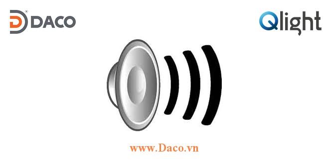 Các loại âm thanh loa báo Qlight nhóm 5 âm báo WS, WM, WA