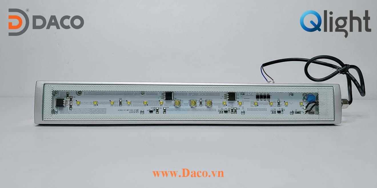 QMFLN Hình ảnh thực tế Đèn LED Chiếu sáng máy Công cụ-Chống Dầu-Nước Qlight Hàn Quốc