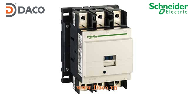 LC1D150 Khởi động từ Contactor Schneider 3 Pha-3P-150A-440V