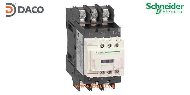 LC1D50 Khởi động từ Contactor Schneider 3 Pha-3P-50A-440V
