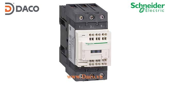 LC1D65 Khởi động từ Contactor Schneider 3 Pha-3P-65A-440V