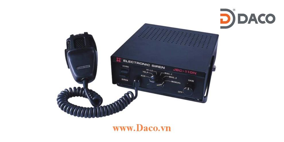 CJB100AD Âm ly còi hú xe ưu tiên Senken 100W Công tắc bật tắt đèn