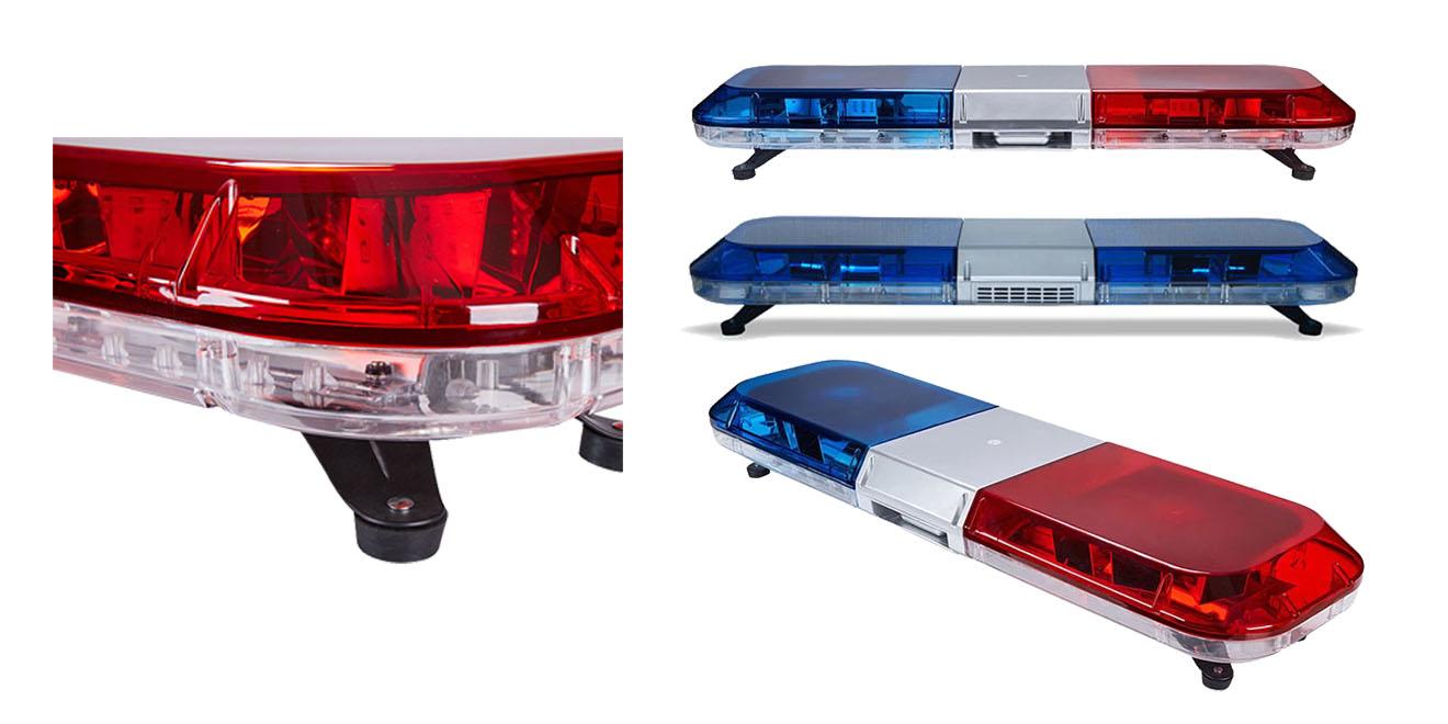 TBD300000 Đèn LightBar dài xe ưu tiên Senken 1000/1200/1400/1600*338*163mm