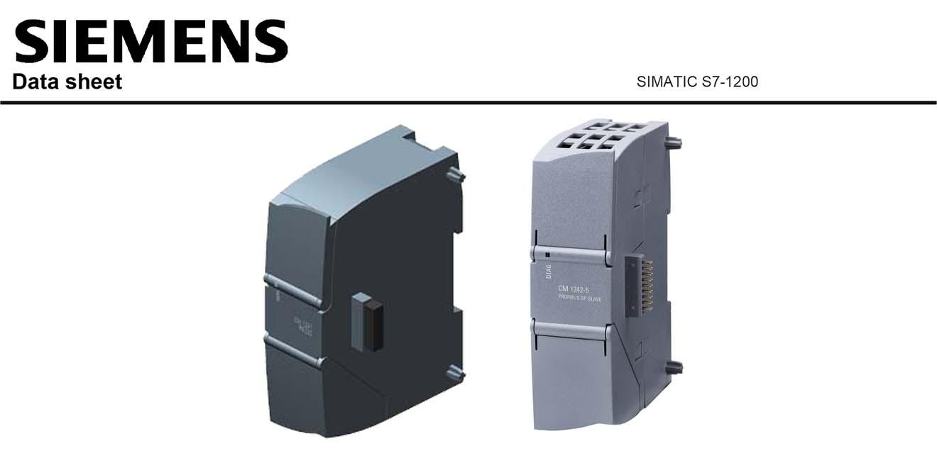 S7-1200 Module truyền thông S7-1200 Siemens