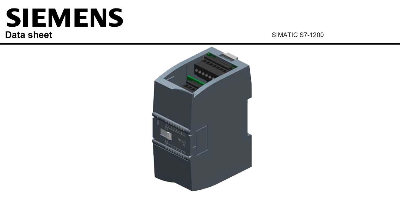 S7-1200 Analog IO Module vào/ra Tương tự S7-1200 Siemens