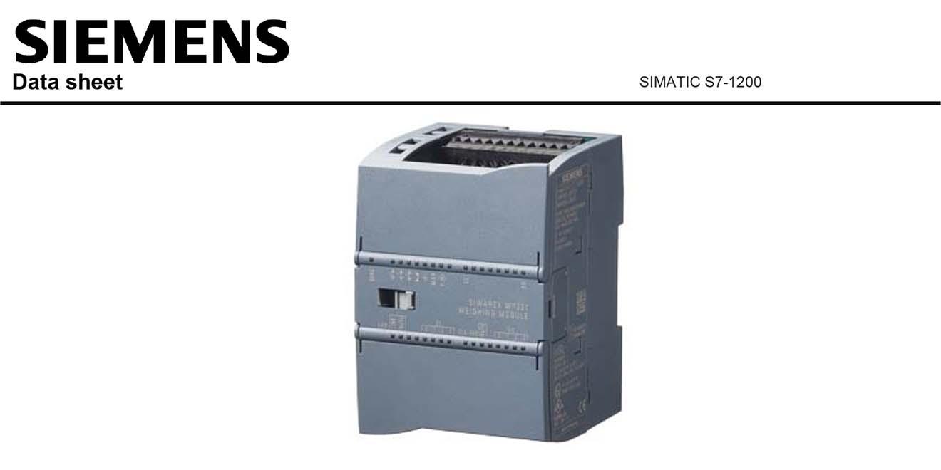 S7-1200 Module công nghệ S7-1200 Siemens