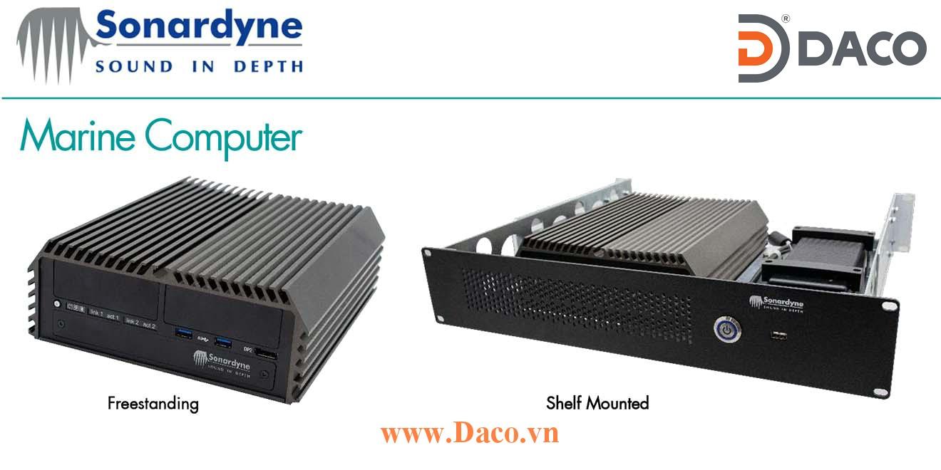 Marine IPC Core i7-8700T Máy tính hàng hải công nghiệp Sonardyne Intel Core i7-8700T 2.6 GHz