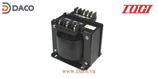 TRH-42S Biến áp 1 pha Togi 30VA~5kVA Vào 0-380-400-440VAC Ra 0-200-220VAC