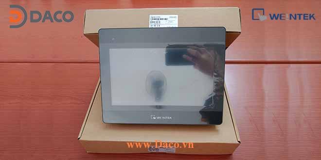 MT8102iP Hình ảnh thực tế Màn hình cảm ứng HMI Weintek 10 Inch Màu LAN COM USB