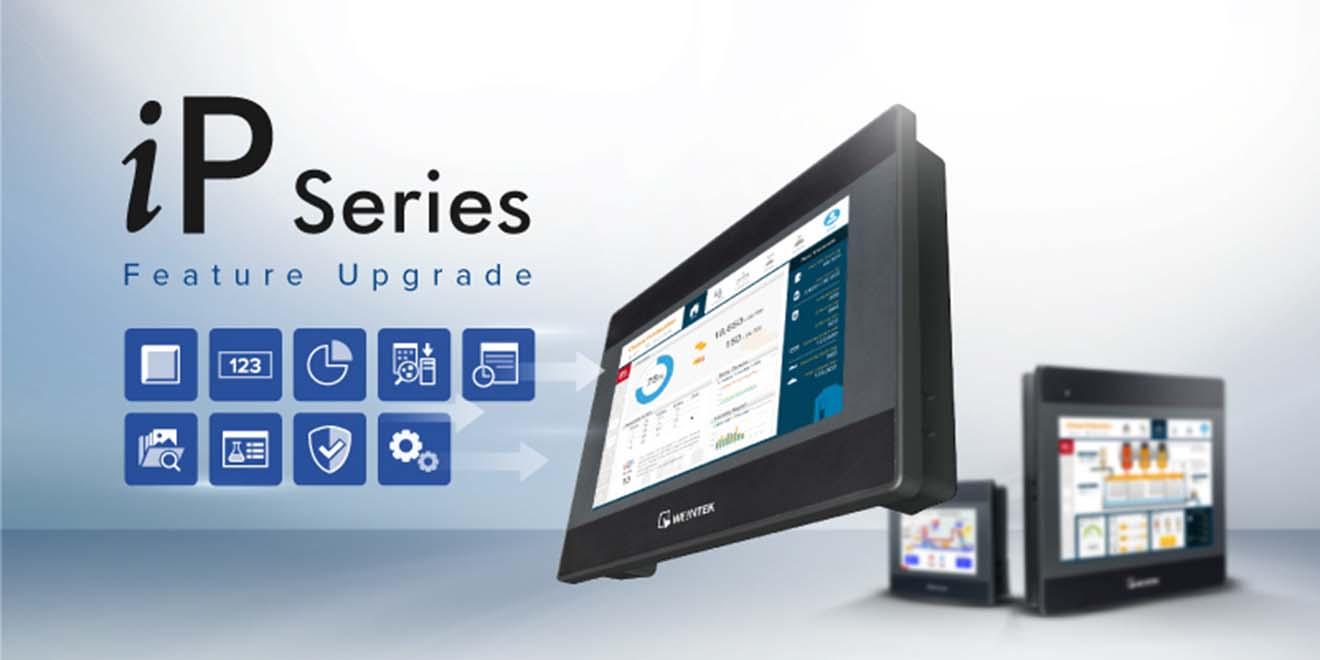 Nâng cấp tính năng cho màn hình Weintek MT800iP