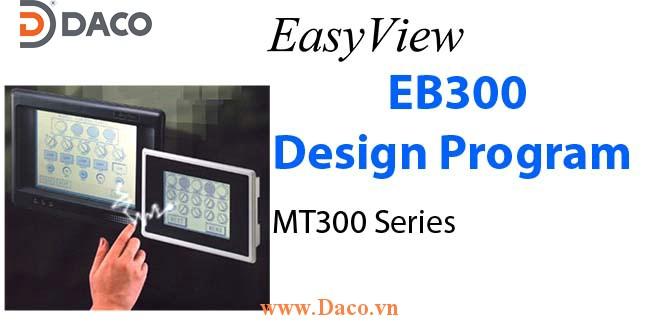 EB300 Phần mềm lập trình HMI Weintek
