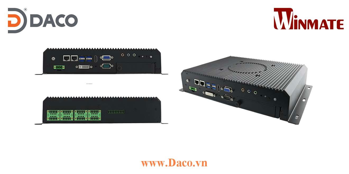 I330EAC-IKW Máy tính công nghiệp cho ngành hàng hải tàu biển Intel® Kaby Lake Core™ i5-7200U (IEC60945 Certified)