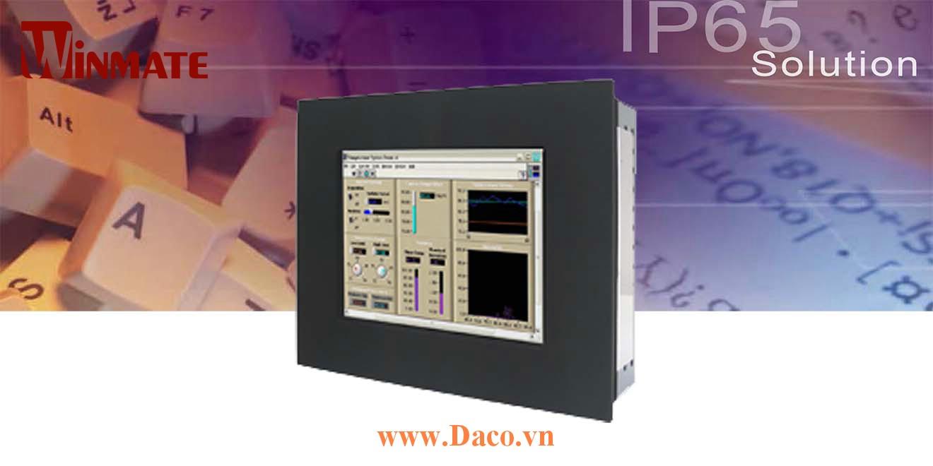 R08L200-IPU1 Màn hình cảm ứng công nghiệp Front IP65 8.4
