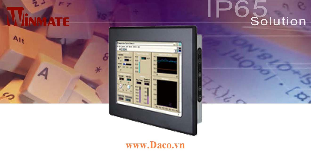 R10L600-IPP1 Màn hình cảm ứng công nghiệp Front IP65 10.4