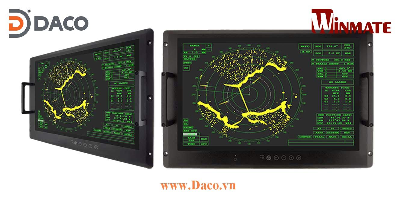 W27L100-MLA3FG Màn hình LCD hiển thị gắn Panel cho quân đội 27 Inch