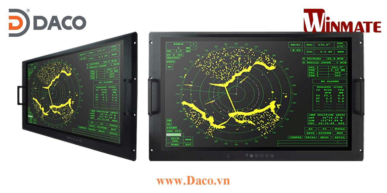 W40L100-MLM1FG Màn hình LCD hiển thị gắn Panel cho quân đội 40 Inch