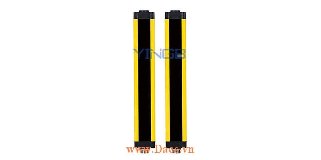 NA20-SE Cảm biến an toàn cửa YINGB, Khoảng cách tia 20mm, Dài 230-1830mm