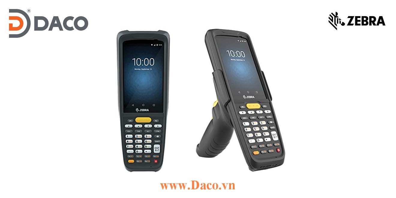 MC2700 Súng Máy tính cầm tay di động Zebra Barcode/Qrcode 1D, 2D