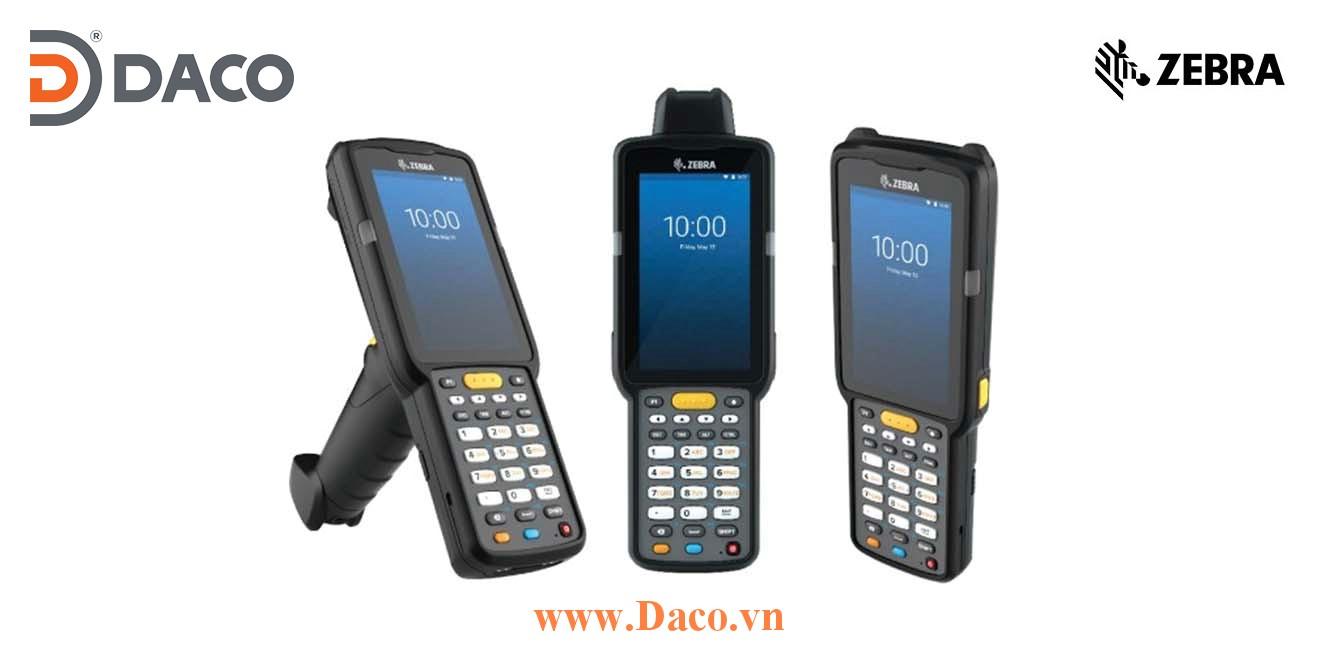 MC3300AX Súng Máy tính cầm tay di động Zebra Barcode/Qrcode 1D, 2D
