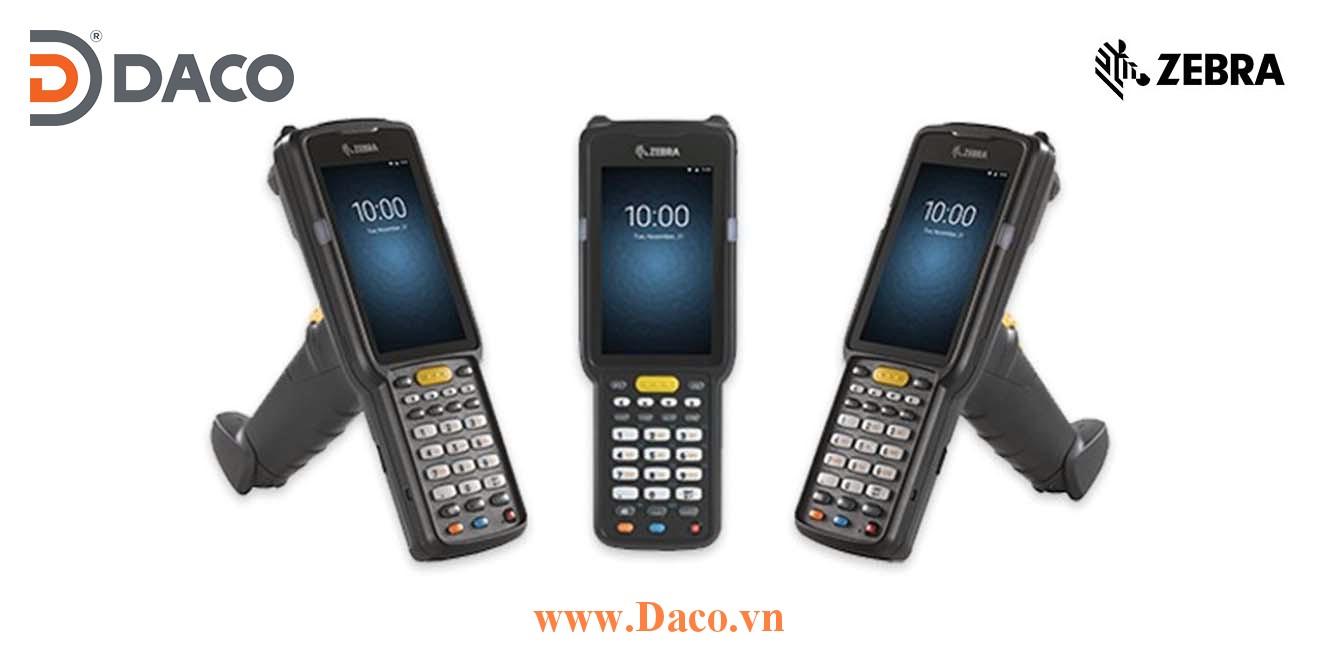 MC3300 Súng Máy tính cầm tay di động Zebra Barcode/Qrcode 1D, 2D