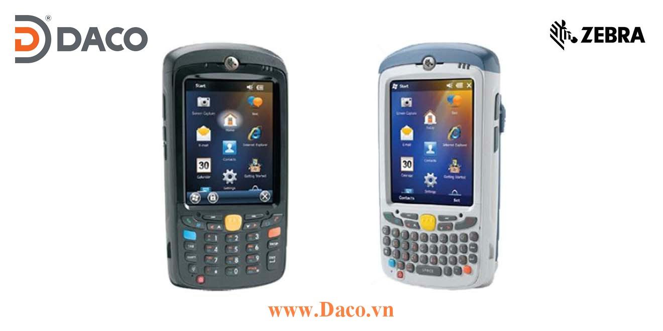 MC55X Máy tính cầm tay di động Zebra MC55X Barcode/Qrcode 1D/2D