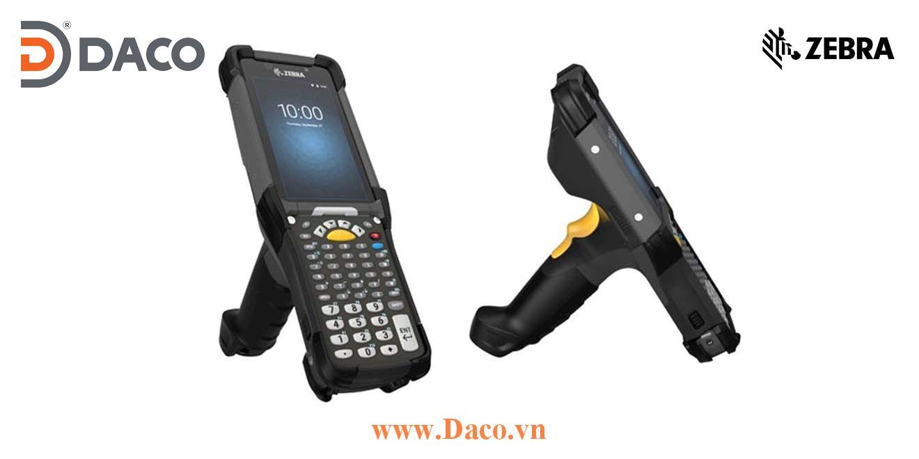 MC9300 Súng Máy tính cầm tay di động Zebra Barcode/Qrcode 1D, 2D, DPM