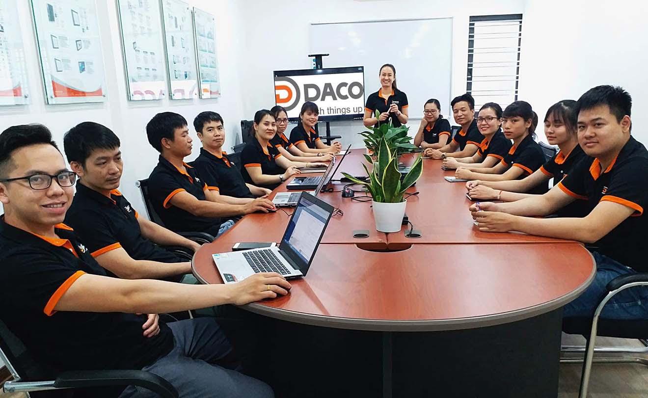 DACO Chuyên nghiệp-Thiết bị và giải pháp quản lý nâng cao hoạt động sản xuất công nghiệp SEEACT